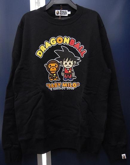 ドラゴンボールクルーネックブラック (1).jpg