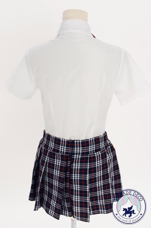 チェックスカート制服紺3.jpg