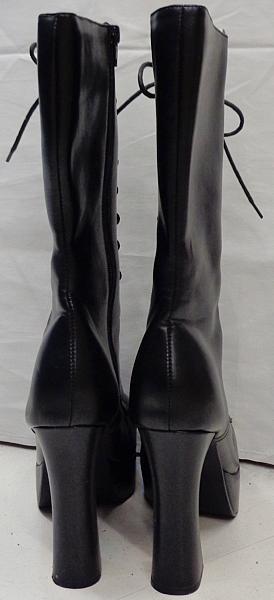 厚底編み上げロングブーツ黒ヒール高12cm (4).jpg