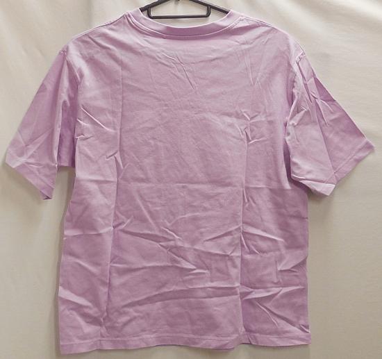 ラムちゃんTシャツパープル (3).JPG