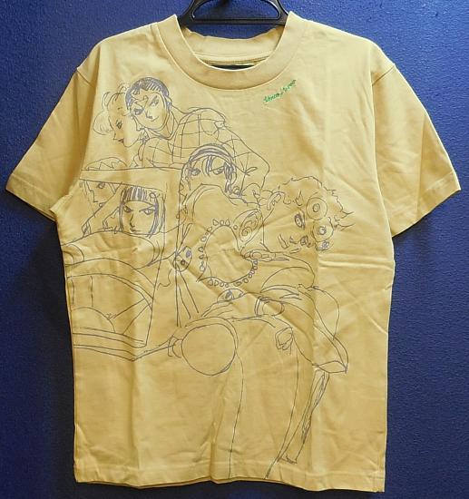 ジョジョ展東京限定Tシャツ (1).JPG