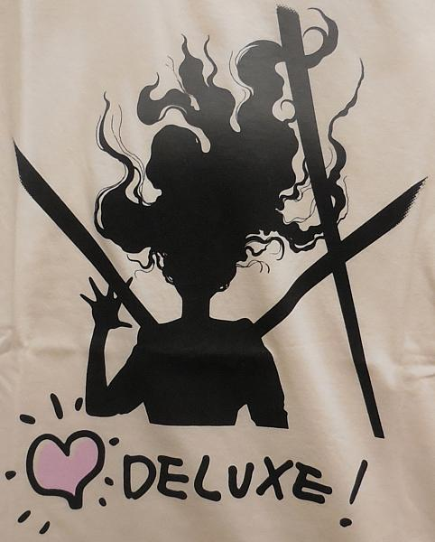 LOVE DELUX Tシャツピンク (2).JPG