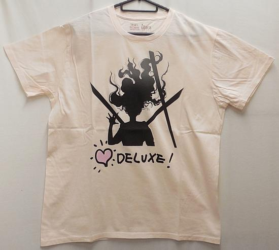 LOVE DELUX Tシャツピンク (1).JPG