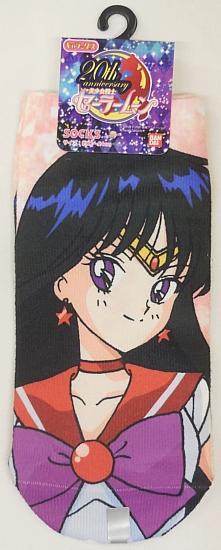 Sailor Moon Socks 22-24cm Venus